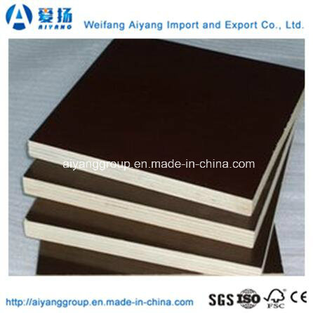 Cheap Price High Quality Film Faced Shuttering Plywood pictures & photos