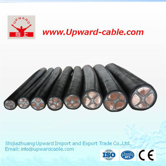 LSZH Power Cable Yjv 3*185+2*95 Wiring Electrical pictures & photos