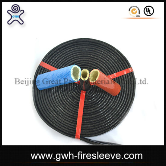 Fire Sleeve Protective Hydraulic Hose Fire Sleeve pictures & photos
