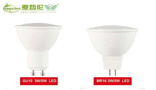 GU10 MR16 LED Bulb Light