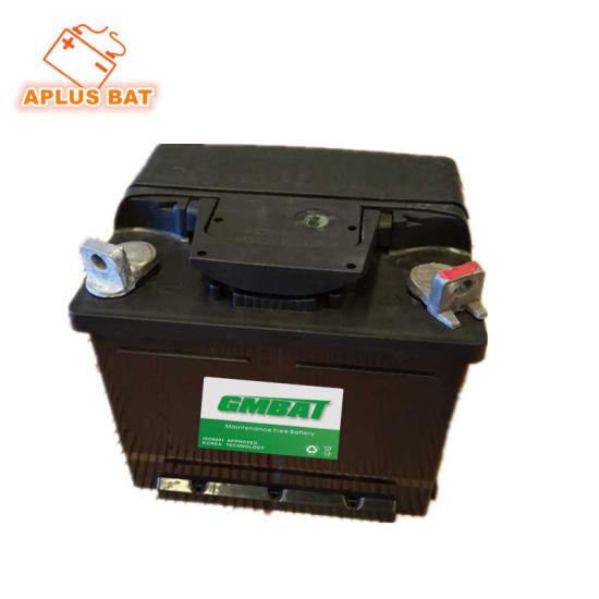 54316 Maintenance Free Lead Acid Car Battery 12V 43ah