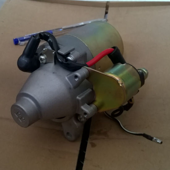 China Bison 168f 1 65 HP Small Electric Generator Motor China