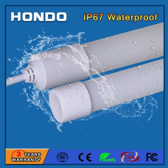 IP67 Waterproof 1200mm 18W T8 LED Tube Light for Outdoor/Bathroom/Icebox/Car Wash pictures & photos