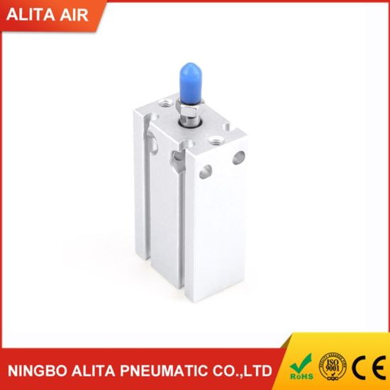 Free Installed Position Pneumatic Air Piston Cylinder