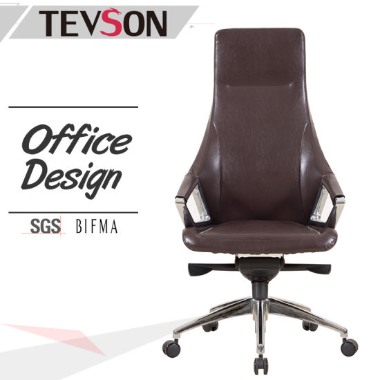 china boss luxury ergonomic leather office chair computer chair