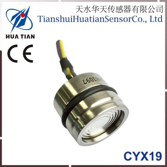Cyx-19 Silicon Oil Filled Piezoresistive Pressure Sensor