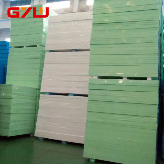 Thick Insulation Foam Sheets Extruded XPS Rigid Board pictures & photos