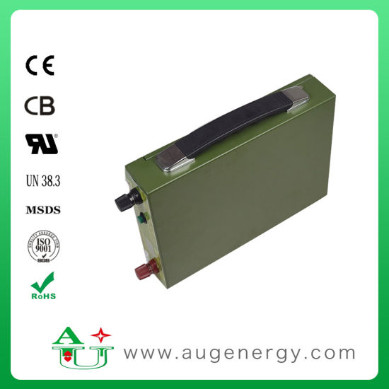 12V 40000mAh Portable Lithium Ion Polymer Battery Pack for Outdoor