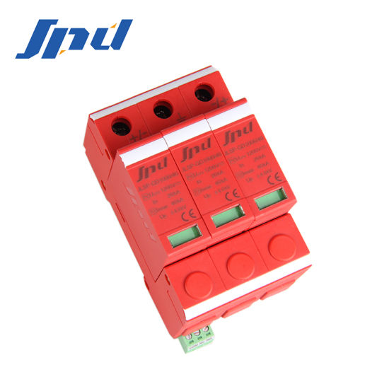 Jinli PV System SPD DC 1000V Surge Protective Device