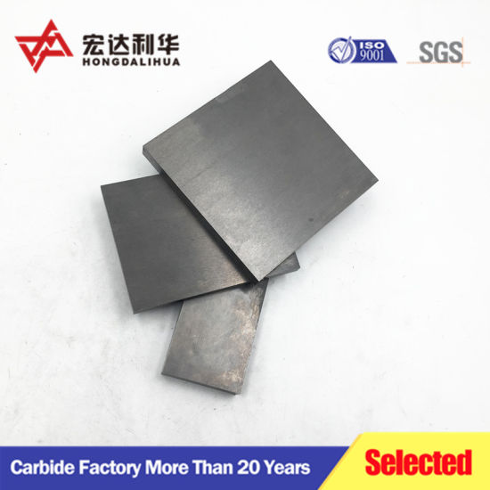 Customized Cemented Carbide Plates with Yl10.2
