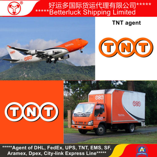 TNT Express Shipment delivered from China door to door United Arab Emirates Cheap Prices Dropshipping Services