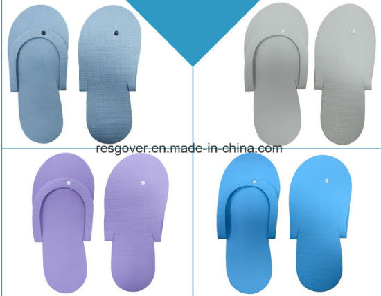 99d37428acb7c4 Disposable SPA Pedicure EVA Slipper for Nail Beauty Use pictures   photos