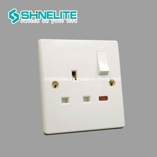 China Professional Supplier of BS Standard Wall Switch China Wall
