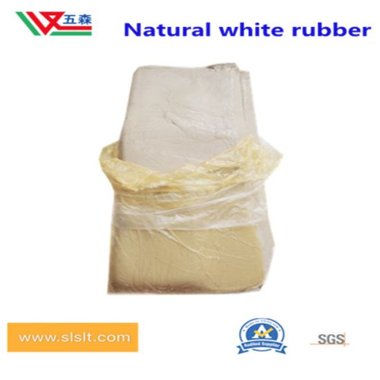 Mass Production of Natural Reclaimed Rubber, Synthetic Natural Rubber Color Rubber Plate Reclaimed Rubber, White Rubber