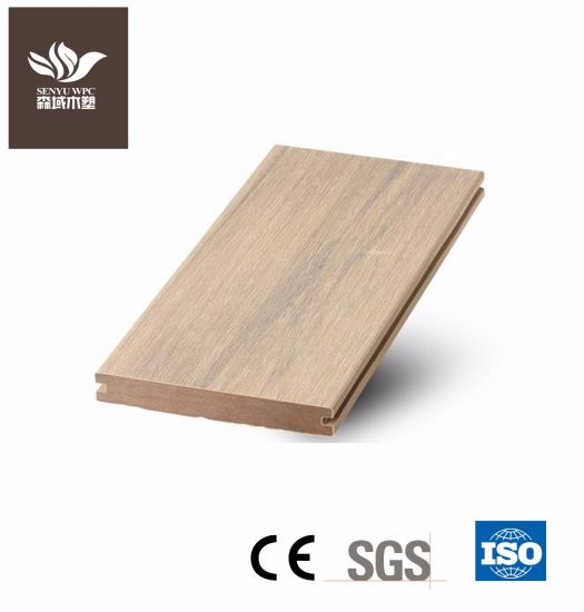 WPC Flooring Wood Plastic Composite Co-Extrusion Decking Outdoor Deck