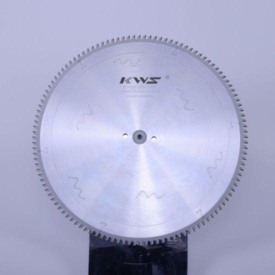 PCD Circular Saw Blade for Cutting Aluminum