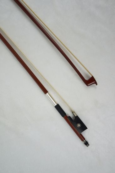 Violin Quality Octagonal Stick Brazilwood Violin Bow pictures & photos