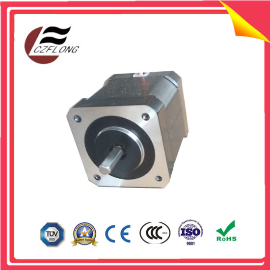 Customized 1.8deg NEMA34 86*86mm Stepping Motor for CNC with Ce pictures & photos