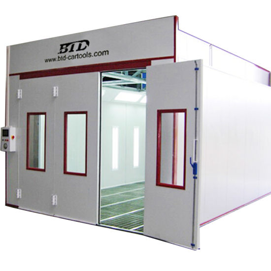 china supplier portable car spray booth auto prep station furniture