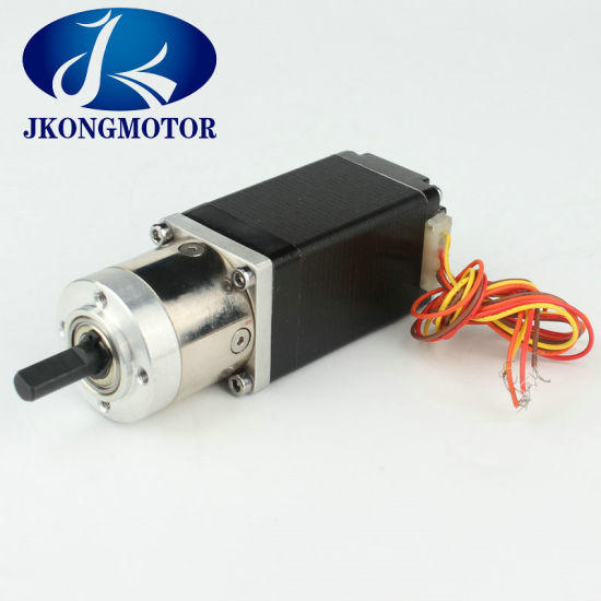 Jk28HS 28mm (NAMA11) Planetary Gearbox Stepping Motor pictures & photos