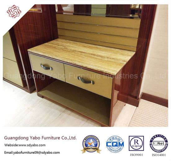 Modern Hotel Furniture With Luggage Rack For Bedroom (YB F 2555)