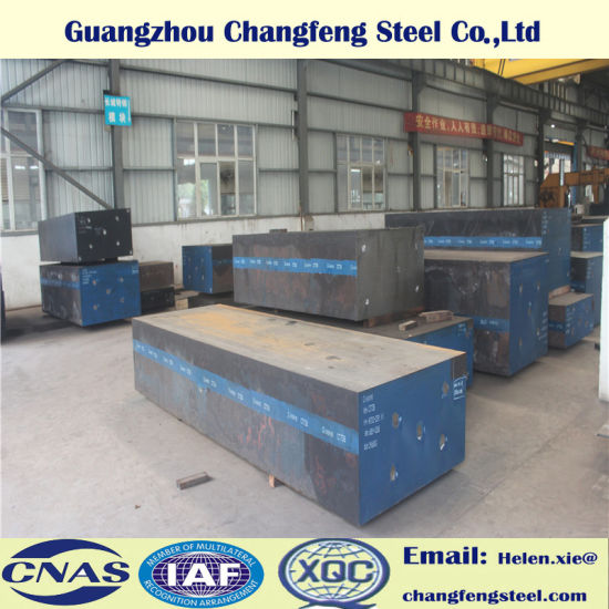 1.2738 P20+Ni 718H Pre-hardened Steel Sheet and Plate of Alloy Steel