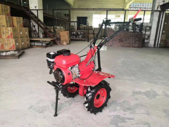 170f Petrol Engine Power Tiller Cultivator