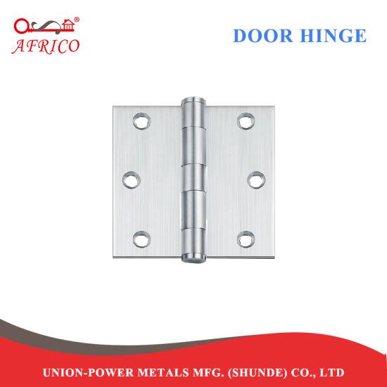 Door Fitting Loose Pin Ss201 Stainless Steel Door Hinge in Pairs  sc 1 st  Union-Power Metals MFG. (Shunde) & China Door Fitting Loose Pin Ss201 Stainless Steel Door Hinge in ...