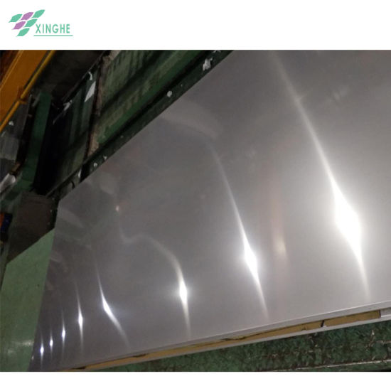 0.6mm Thick Ss Sheet ASTM A240 Tp304h Stainless Steel Plate