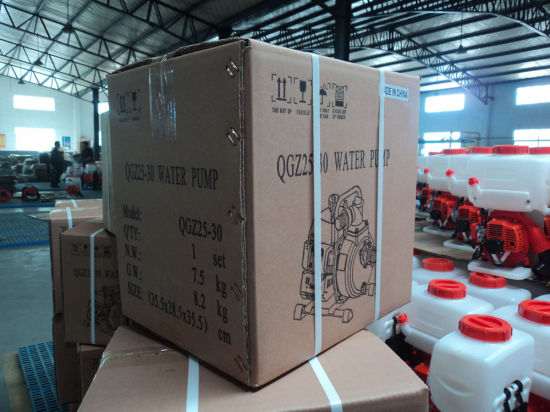 Water Pump with Gasoline Engine (QGZ40-35A) pictures & photos