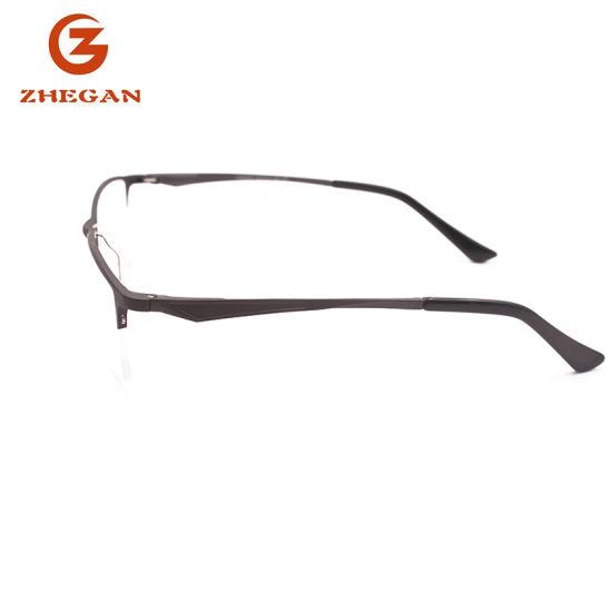 97f05b9bc65 New Italy Design Fashion Metal Optical Frame Fashionable Glasses Frames  High Quality Eyeglasses