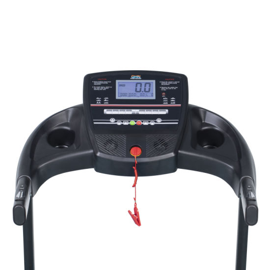 Foldable Multifunction Running Machine for Home Use Easy Installation