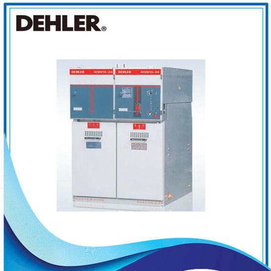 Xgn15-24AC High Pressure Sulfur Hexafluoride Ring Network Switching Equipment