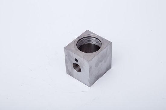 Precision Machining CNC Auto Aluminum Metal Part