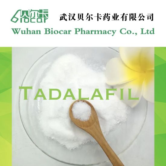 Safety and Effective Dysfunction Enhancer Ta Dalafil for Man Sexual Enhancement (CAS: 171596-29-5)