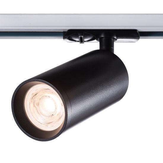 Hot Sale COB Spotlight LED Track Light Modern Lighting Fixtures GU10 Housing