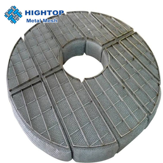 Inconel Knitted Wire Mesh Used in Moisture Separator