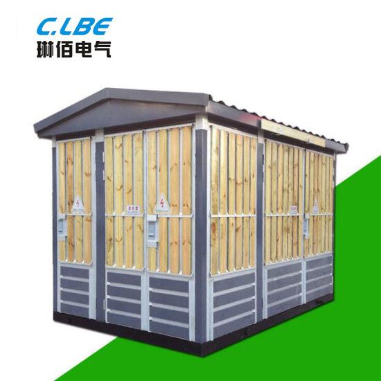 Ybw-12 Box Substation Substation, Prefabricated Substation