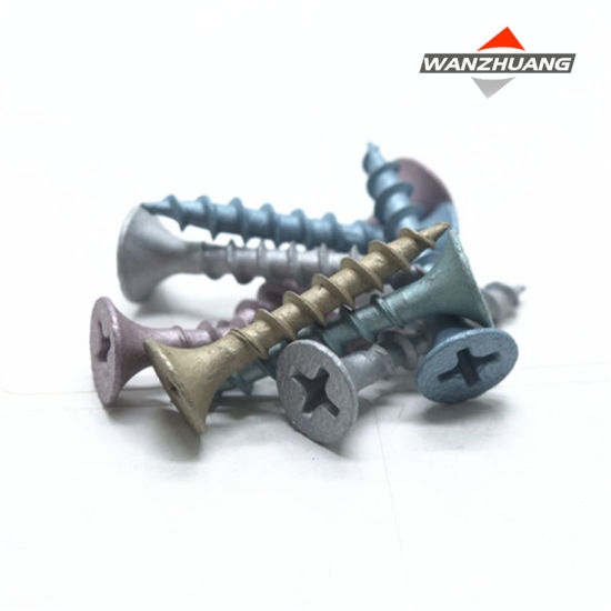 Drywall Screws Gypsum Board Self Tapping Drywall Screws with Low Price pictures & photos