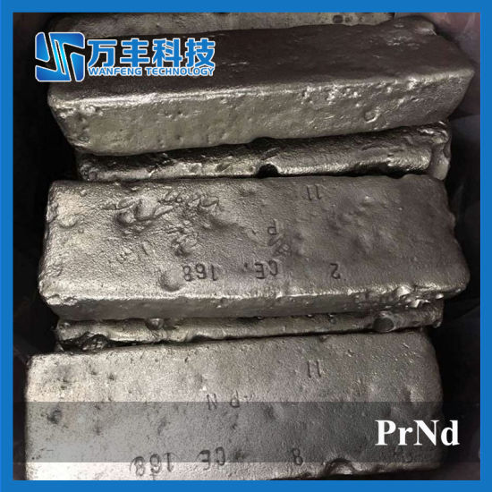 Praseodymium-Neodymium Alloy Rare Earth pictures & photos
