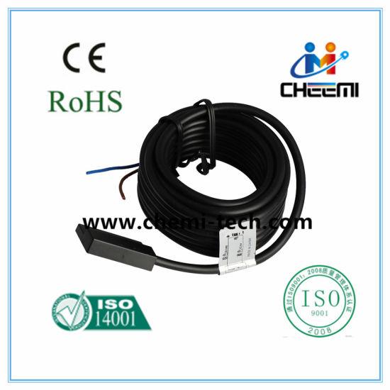 Magnetic Hall Sensor Reed Switch AC No DC/AC 5-220V