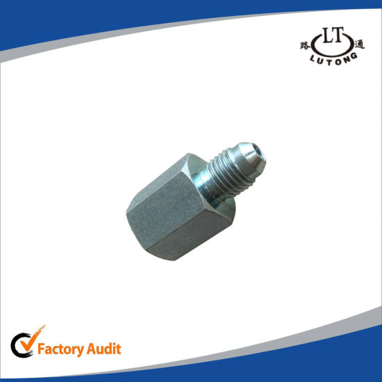 Rubber Hose Hydraulic Pipe Fittings 9b Adaptors pictures & photos