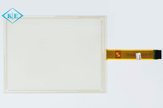 OEM Resistive 8 Wire Transparent Touch Panel for Industrial pictures & photos