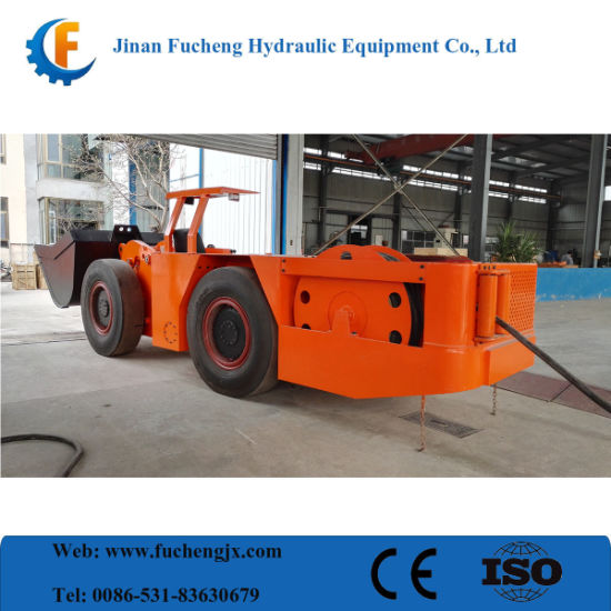 Well-equipped 0 6m3 electric underground mining loader/ LHD/ scooptram with  ansul fire suppression system