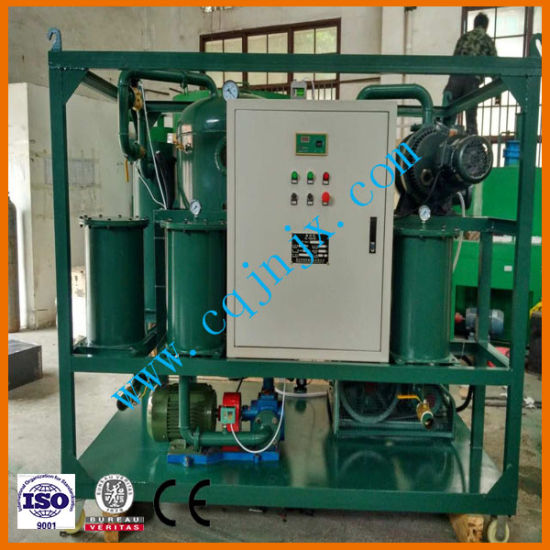 Zla Vacuum on-Line Transformer Oil Purifier Insulating Oil Purifier
