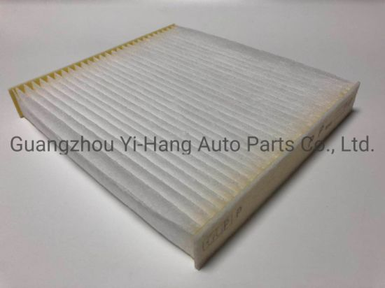 Customized 87139-30040 High Performance Auto Parts Cabin Filter for Car