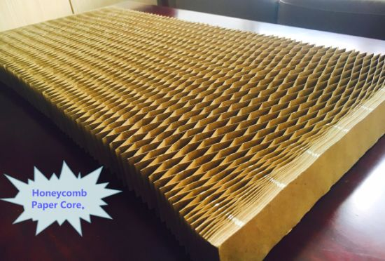 Automatic Continuous Honeycomb Paper Core Making Machine pictures & photos