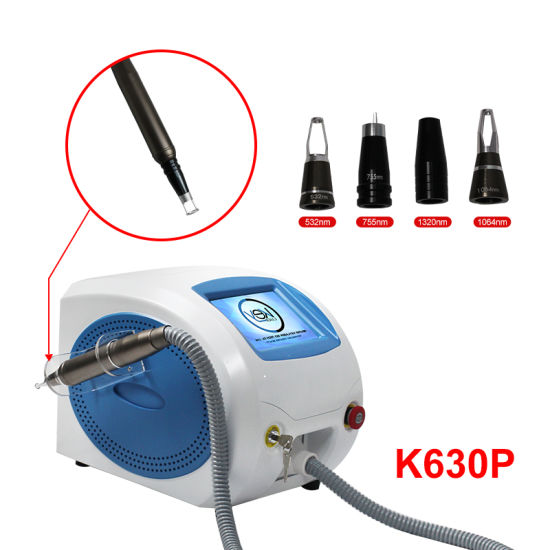 1064/532/1320/755nm Portable Picosure Picosecond Laser for All Pigment and Tattoo Removal pictures & photos