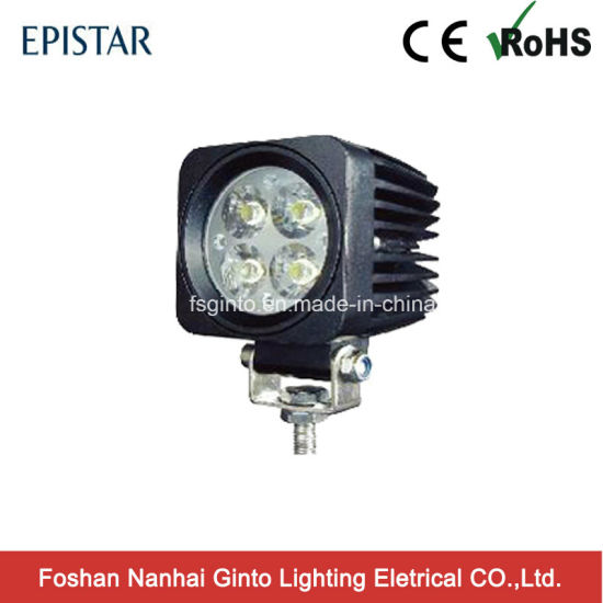 Wholesale Factory Direct 12W Mini LED Work Light for Bicycle (GT1023-12W)