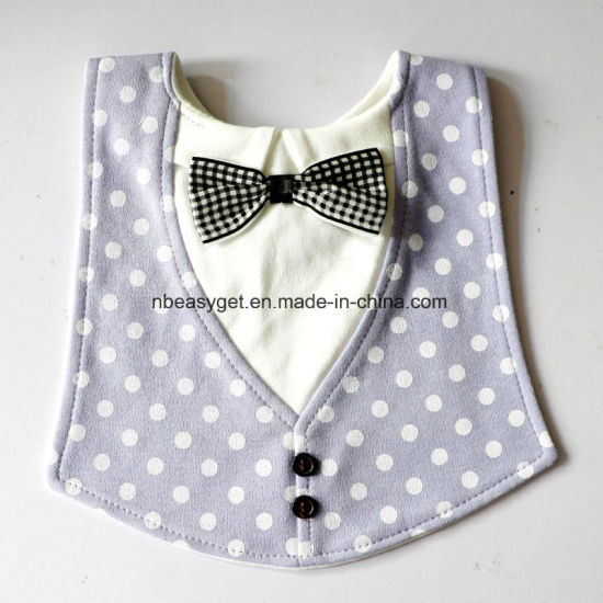 85dc8a171298 Aby Toddler Infant Boys Girls Drool Drooling Bibs Bowtie Tuxedo Bow Neck  Tie Burp Cloths Unisex Pack Esg10151 Baby Bib